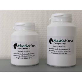 Mastic Horse Treatment 120 gram (cure for 4 weeks)
