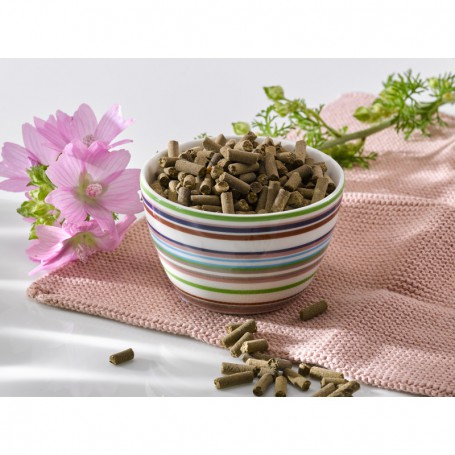 OKAPI MINERAL FEED ( PURE MINERALS AND TRACE ELEMENTS WITHOUT ARTIFICIAL VITAMINS.)